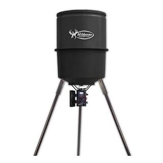 Wild game innovations w270d quick set 270# 40 gallon feeder, timer