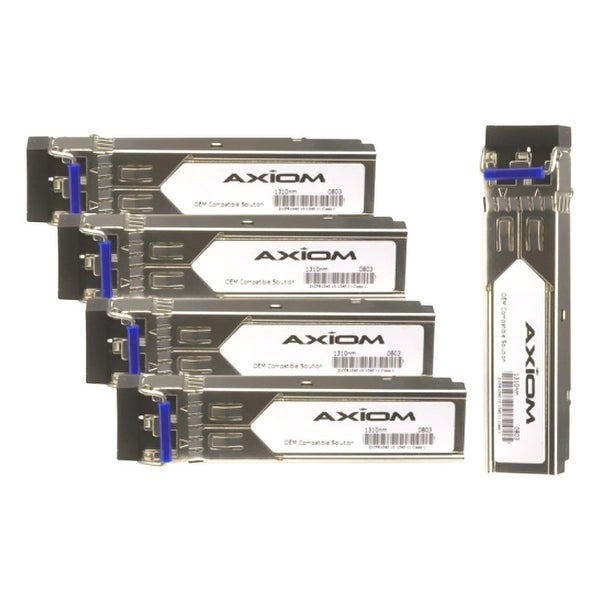 Axion GLC-LH-SMD-5PK Axiom 1000BASE-LX SFP w/DOM for Cisco (5-Pack) - For Optical Network, Data Networking - 1 x 1000Base-LX -