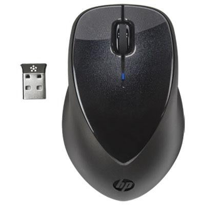 Hp Wireless Mouse X4000 With Laser Sensor