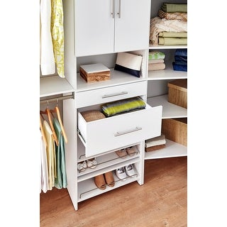 "ClosetMaid SuiteSymphony Modern 25"" W x 10"" H Drawer - 25"" W x 10"" H"