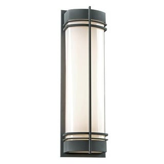 "PLC Lighting 16677 2 Light 8.75"" Wide Outdoor Wall Sconce from the Telford Collection"