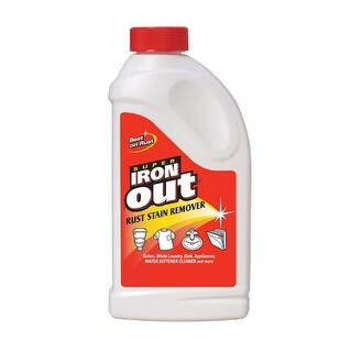 Super Iron Out IO30N Rust Stain Remover, 28 Oz