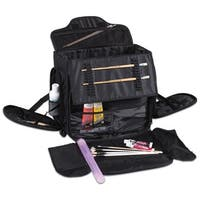 "Just Stow It Roller Board Art Tote-19.5""X17.5""X10.5"" Black"