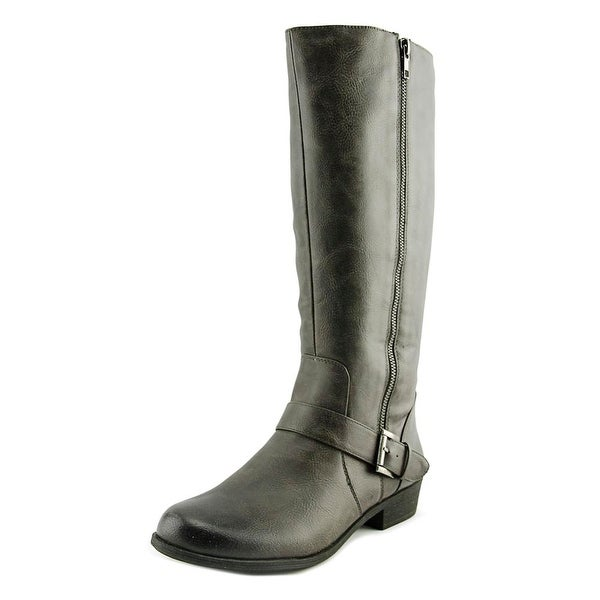 Naturalizer Veracruz Women Grey Boots