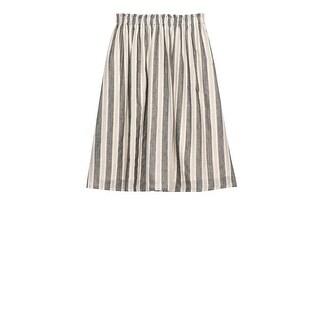 Bobeau Florence Aline Chambray Skirt