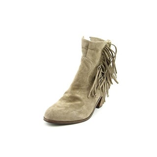 Sam Edelman Louie   Round Toe Suede  Ankle Boot