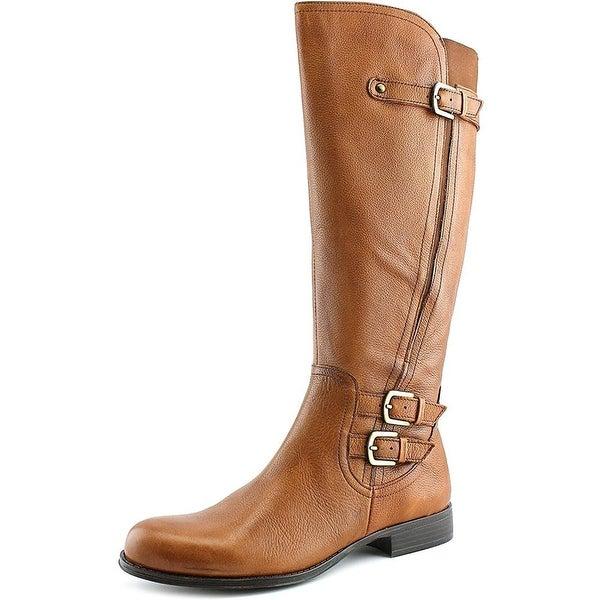 Naturalizer Womens JENSON Almond Toe Mid-Calf Fashion Boots