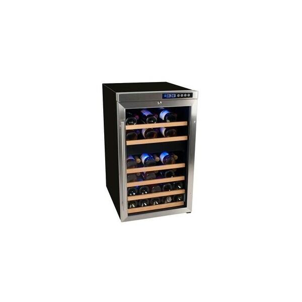 EdgeStar CWF340DZ 19 Inch Wide 34 Bottle Wine Cooler
