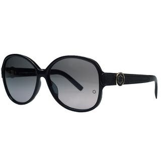 Montblanc MB419/S 01B Black Round Sunglasses - 60-14-135|https://ak1.ostkcdn.com/images/products/is/images/direct/9f358248fd498c1bd27862f319a789d332b2f9fd/Montblanc-MB419-S-01B-Black-Round-Sunglasses.jpg?impolicy=medium