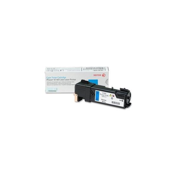 Xerox 106R01477 Xerox Toner Cartridge - Laser - 2000 Page - Cyan