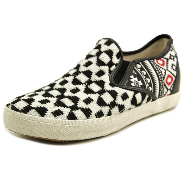 Kim & Zozi Rio Women White/Black Sneakers Shoes