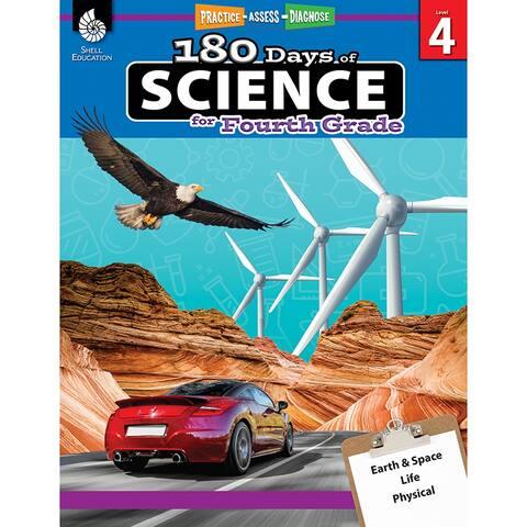 180 Days Of Science Grade 4