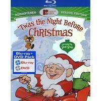 Twas the Night Before Christmas [BLU-RAY]