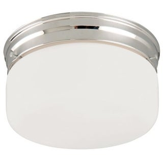 Design House 501965 2 Light Flushmount Ceiling Fixture from the Ceiling Mounts Collection