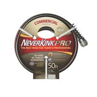 "Teknor Apex 8884-050 Neverkink Commercial Duty Garden Hose, 5/8"" x 50'"
