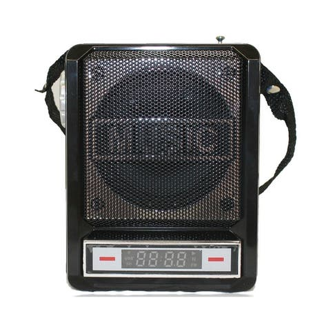 Technical Pro 100 Watts Rechargeable Bluetooth Speaker With Wired Headset Mic & LED Torch Light