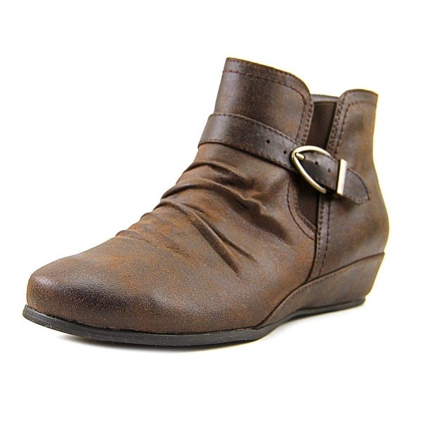 Wear.Ever. Stacie Women Dark Brown Boots
