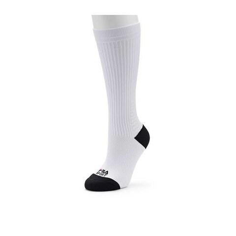 Women's FILA Sport Compression Crew Socks - shoe size 5-9