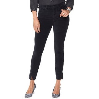 Link to Nydj Ami Twisted Black Skinny Leg Similar Items in Women's Plus-Size Clothing