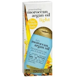 Organix Moroccan Argan Oil Penetrating Oil Light 3.30 oz