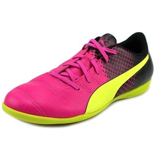 Puma evo Power 4.3 Tricks It Jr Youth Round Toe Synthetic Yellow Sneakers