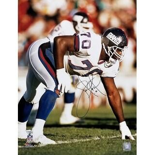 Leonard Marshall New York Giants Action 16x20 Photo