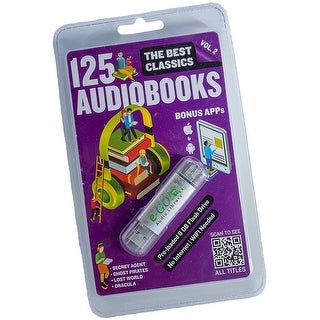 125 Classic AudioBook Collection Vol. 2 e-GO! Library