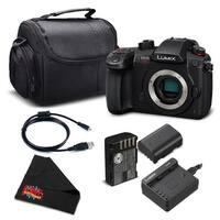 Panasonic Lumix DC-GH5S Mirrorless Digital Camera DC-GH5S (Intl Model)  - BUNDLE