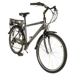 Vilano Pulse Men's Electric Commuter Bike - 26-Inch Wheels|https://ak1.ostkcdn.com/images/products/is/images/direct/9f480338db2ac994fe0fa81432b050c2f0fa58b8/Vilano-Pulse-Men%27s-Electric-Commuter-Bike---26-Inch-Wheels.jpg?_ostk_perf_=percv&impolicy=medium