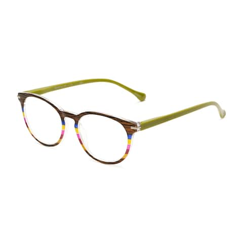 Readers.com The Xenia Round Reading Glasses