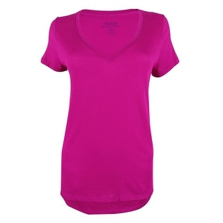 Polo Ralph Lauren Women's V-Neck Tee