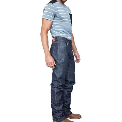 Kimes Ranch Western Jeans Mens Wide Bootcut Relaxed