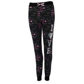 Mentally Exhausted Women's Jogger Pajama Pants