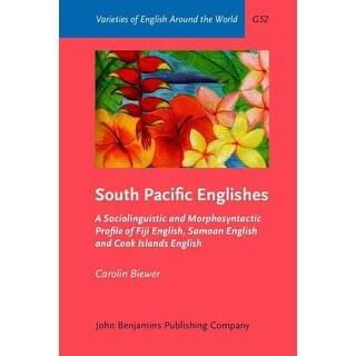 South Pacific Englishes - Carolin Biewer