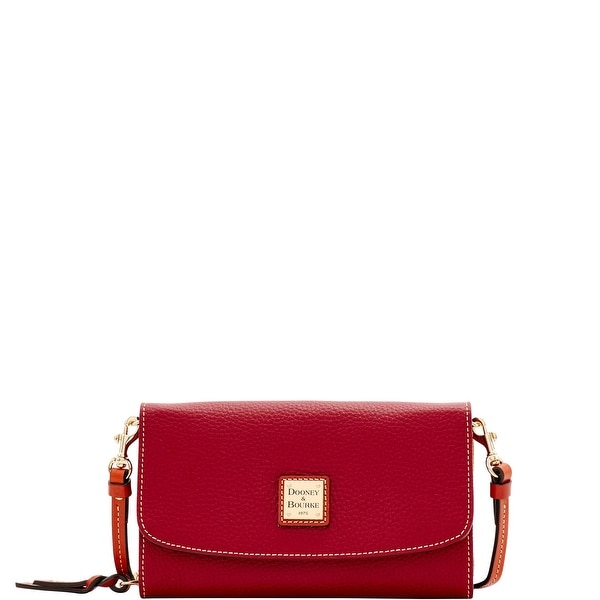 Dooney & Bourke Pebble Grain Clutch Wallet Wallet (Introduced by Dooney & Bourke at $178 in Jun 2017)