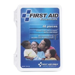 First Aid Only FA0-120 First Aid Kit 48 Piece