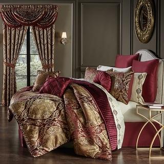 Five Queens Court Harper 6 Piece Luxury Comforter Set