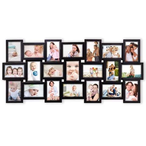 Hello Laura 21 Piece Wall Set Photo Frame