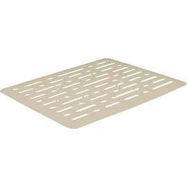 Rubbermaid Bisque Small Sink Mat
