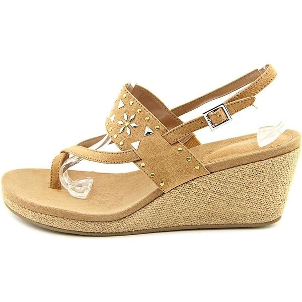 Style & Co. Womens Jazzmin Open Toe Casual Slingback Sandals