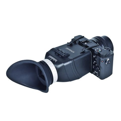 Polaroid Viewfinder w/3x Magnification Zoom