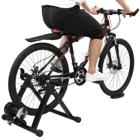 Bike Trainer Bicycle Indoor Exercise Ride Stand Machine