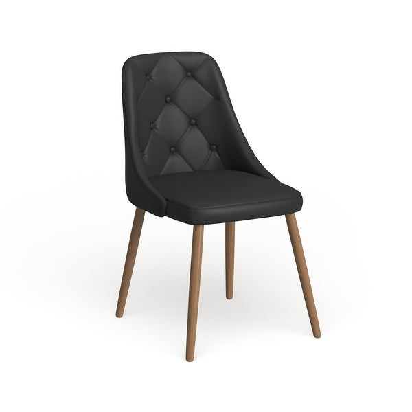 Carson Carrington Arvika Tufted Mid-century Modern Dining/Accent Chair - N/A. Opens flyout.