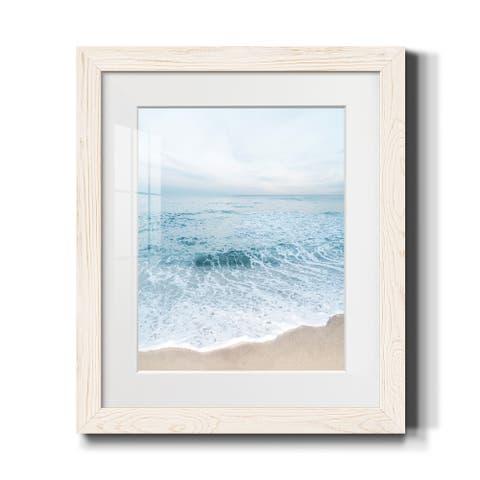 Neutral Skies-Premium Framed Print - Ready to Hang