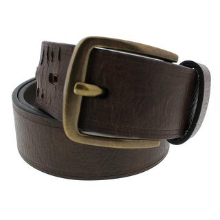 Levi's Mens Casual Belt Faux Leather Textured - XL