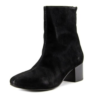 Seychelles Imaginary Women  Round Toe Suede Black Ankle Boot