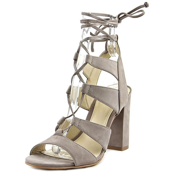 45d766a3ccfd Shop Vince Camuto Winola Women Stone Taupe Sandals - Free Shipping ...