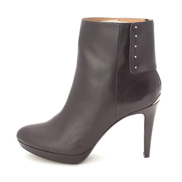 Calvin Klein Womens Palisa Almond Toe Ankle Fashion Boots