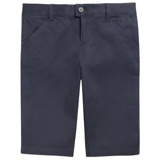 French Toast Girls 4-6X Twill Bermuda Short