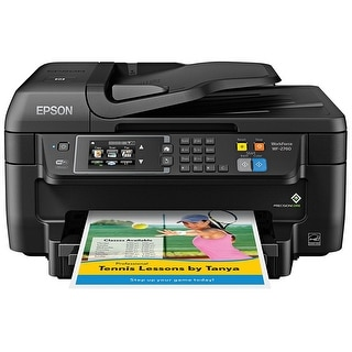 Epson America - C11cf77201 - Workforce 2760 Aio Printer